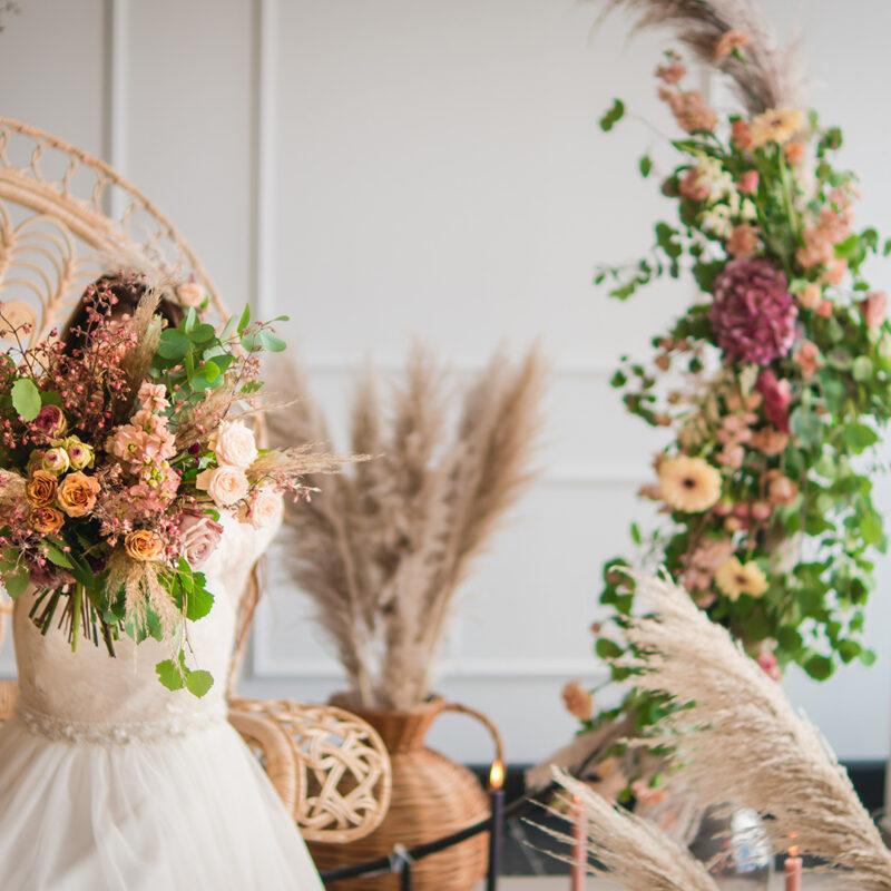 Ekspert dekoracji ślubnych
